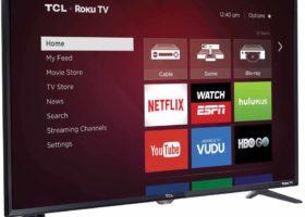 Roku TCL 32S3750 Smart TV