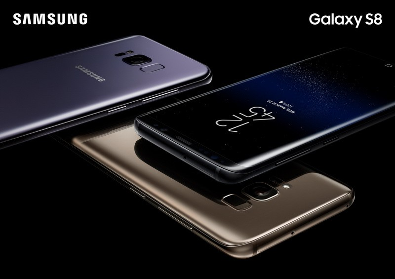 Coolest features of the new Samsung Galaxy S8/S8+ SmartPhones
