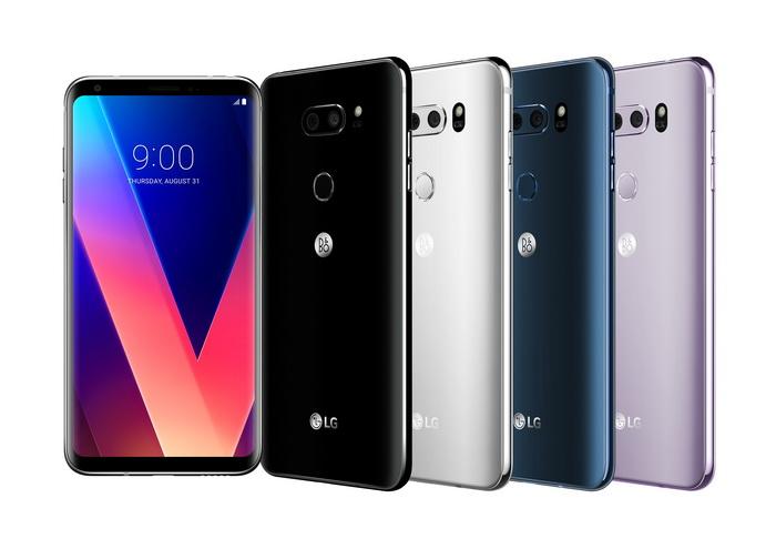 LG V30 Models