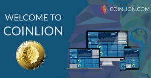CoinLion – The cryptocurrency porfolio and trading management platform