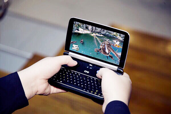 GPD Win 2 is a powerful yet compact handheld gaming console