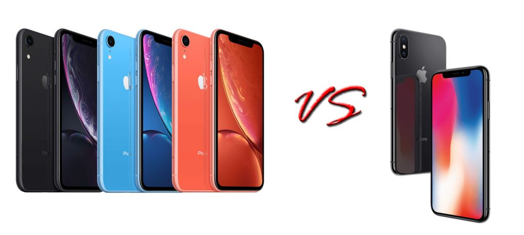 iphone x vs iphone xr