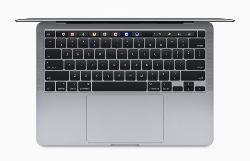 Apple MacBook Pro 13-inch(2020) Keyboard