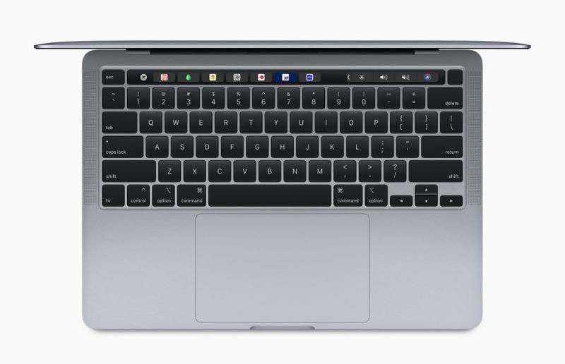 Apple MacBook Pro 13-inch(2020) Keyboard