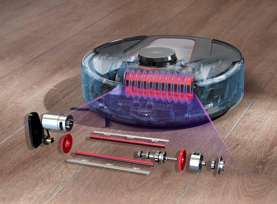 Haier Tabot Vacuum