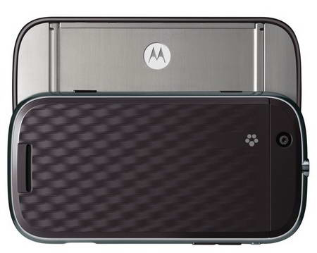 Motorola Cliq Back