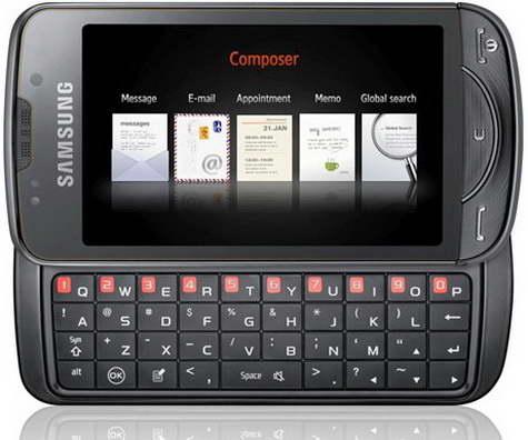 Samsung B7610 Omnia Pro QWERTY