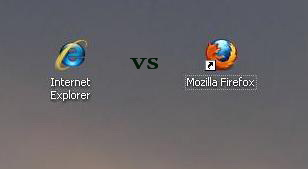 IE vs Mozilla