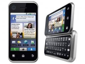 Motorola Backflip MotoBlur