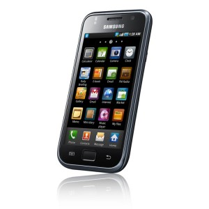Samsung I9000 Galaxy S, an Android based model