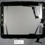 iPad Back of the display