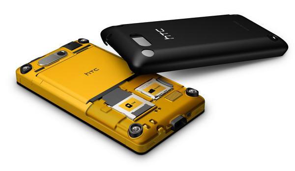 HTC HD Mini Back