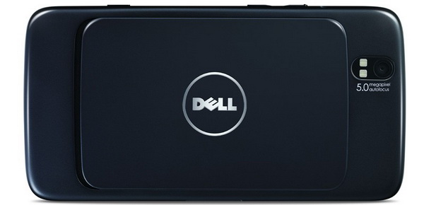 Dell Streak back