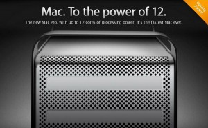 Apple Mac Pro 12 Cores