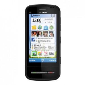 Nokia C6 Black