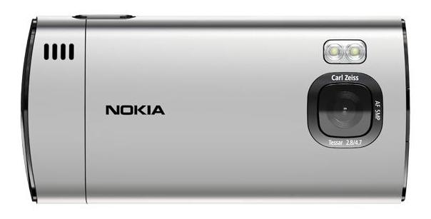 Nokia 6700 Slide Back