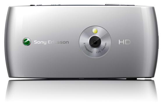 Sony Ericsson Vivaz Camera