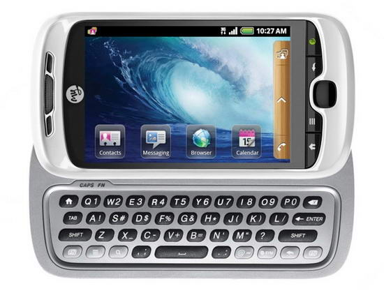 T-Mobile myTouch 3G Slide QWERTY