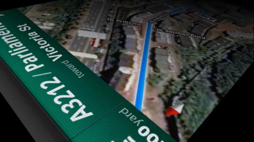 Samsung Galaxy Tab GPS