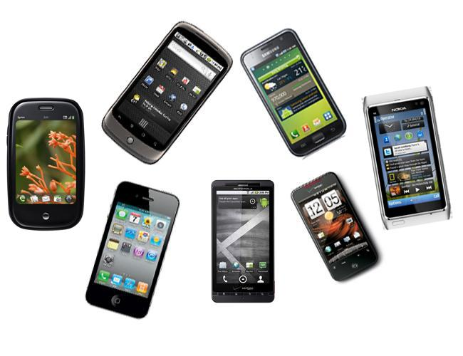 Touchscreen Mobile Phones