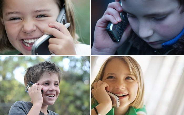Mobile Phones for Childrens