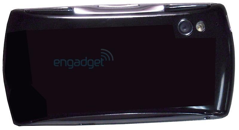 PlayStation Phone Back Camera