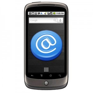 Smartphone Email Capabilities