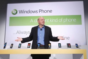 Windows Phone 7 Announcement