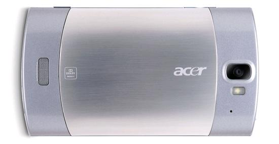 Acer Liquid Metal Back
