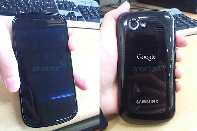 Google Nexus S Leak