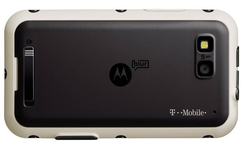 Motorola DEFY Back