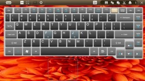 Acer Iconia Keyboard