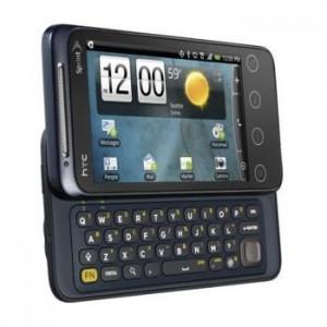 HTC Evo Shift 4G QWERTY