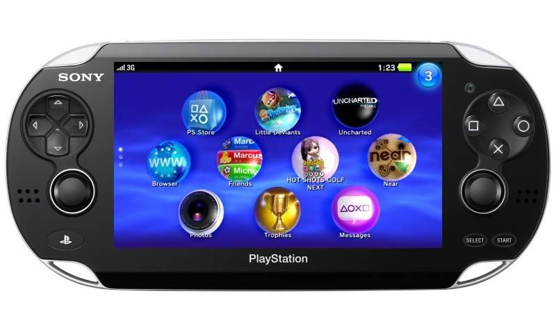 Sony NGP PSP 2 Apps