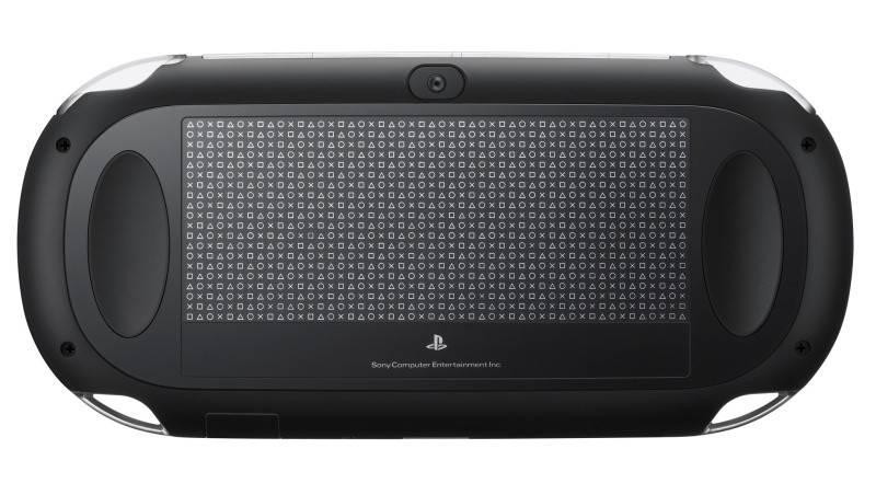 Sony NGP PSP 2 Back