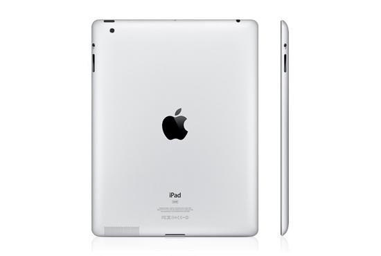 Apple iPad 2 Back