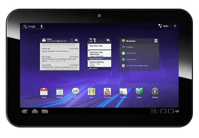 Pioneer DreamBook ePad H10 HD