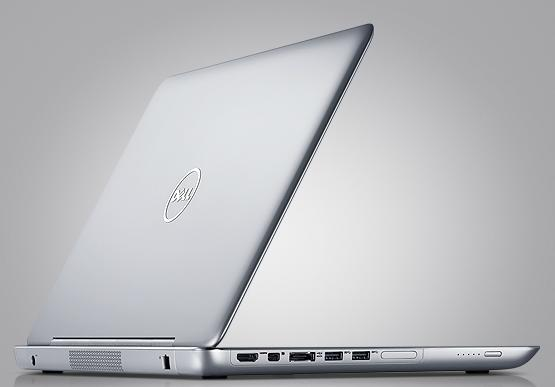 Dell XPS 15Z Ports