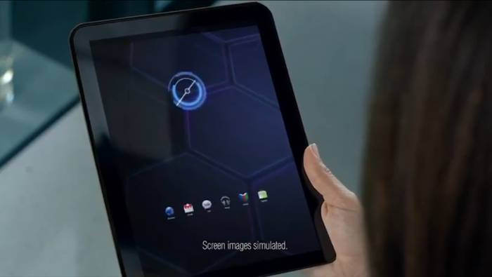 Rumoured Motorola Xoom 2
