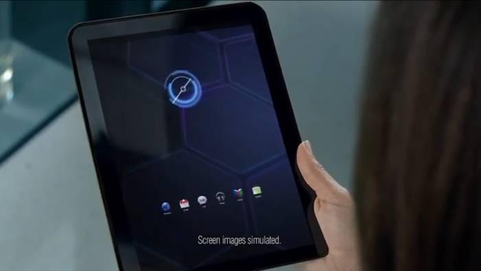 Rumoured Motorola Xoom 2