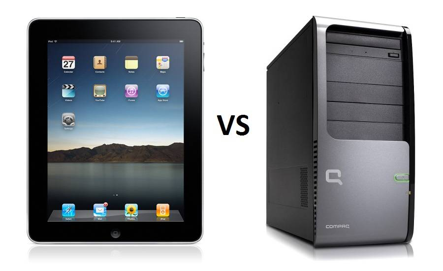 Tablets vs Computers