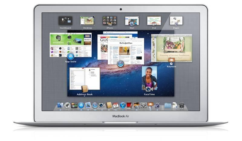 Apple OS X Lion