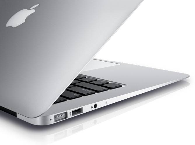 Apple Macbook Air Design