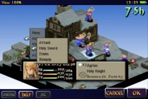 iOS Final Fantasy