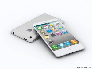 Apple iPhone 5 Rumoured Design