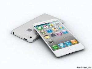 Apple iPhone 5 Rumoured Design