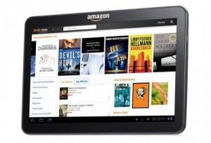 Rumoured Amazon Tablet