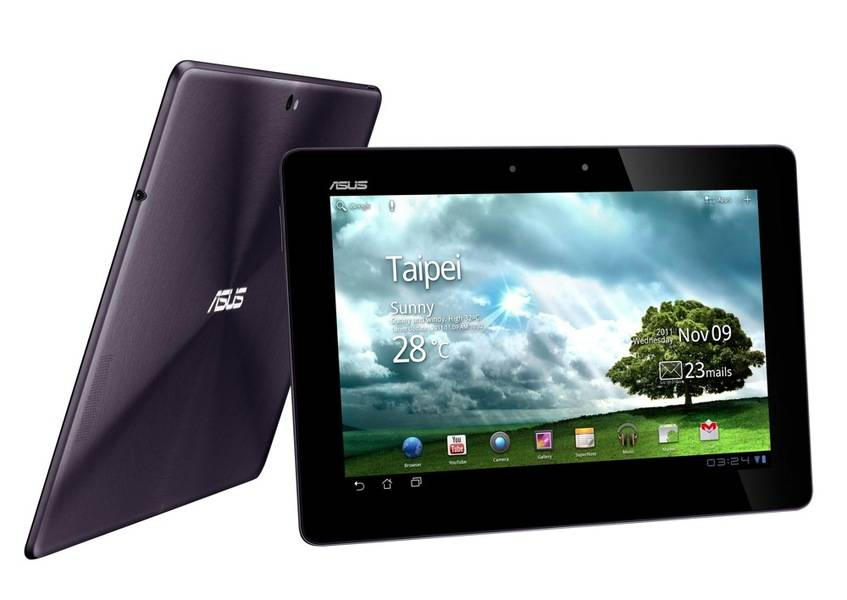 Asus Transformers Eee Pad Tablet