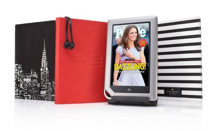 Barnes and Noble Nook Tablet Covers