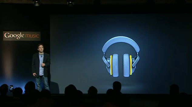 Google Music Announcement